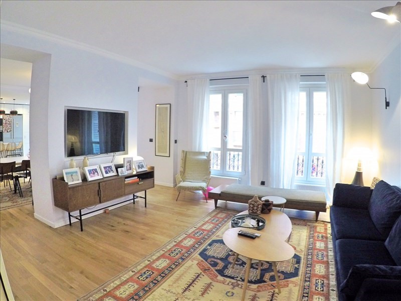Vente de prestige appartement Paris 10ème 1399000€ - Photo 1
