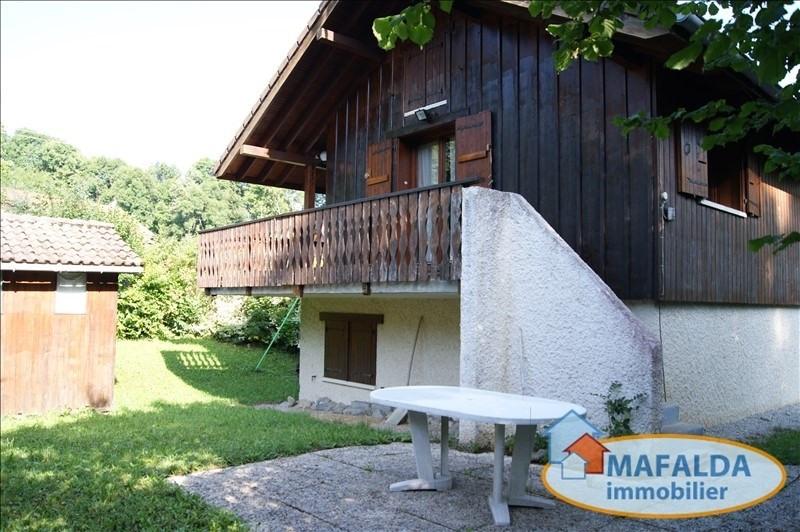 Vente maison / villa Mont saxonnex 210000€ - Photo 1