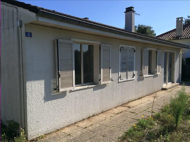 Sale house / villa St vincent sur jard 186300€ - Picture 5