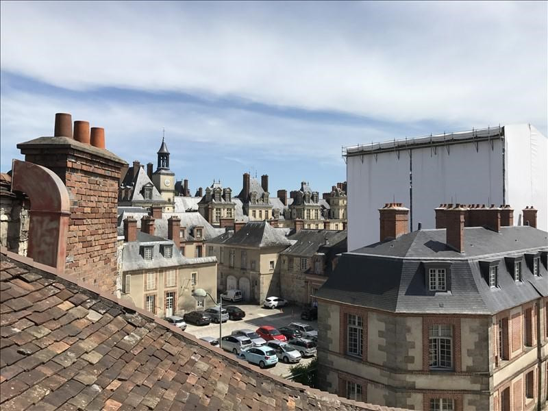 Investment property apartment Fontainebleau 81750€ - Picture 1