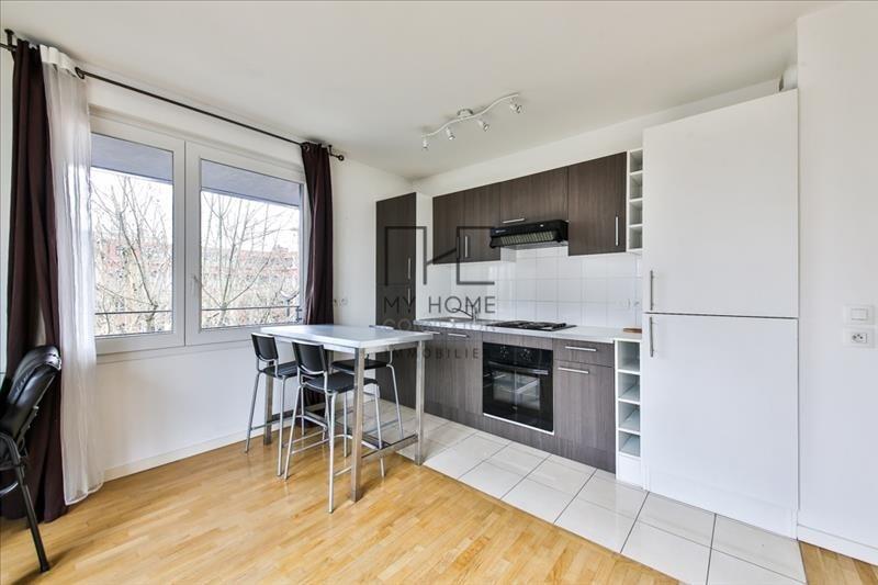 Vente appartement Paris 17ème 499000€ - Photo 4
