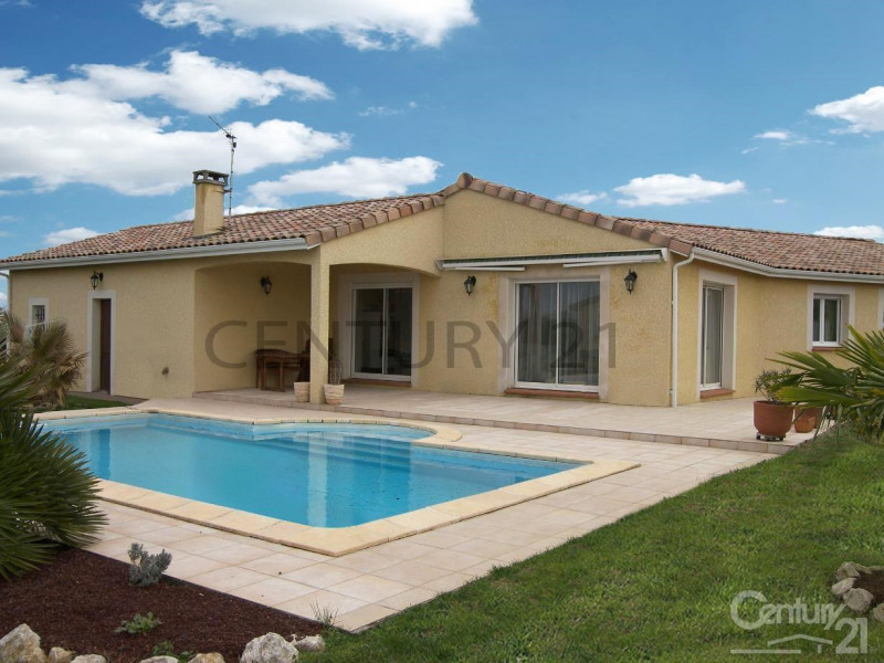 Location maison / villa Lamasquere 1 296€ CC - Photo 1