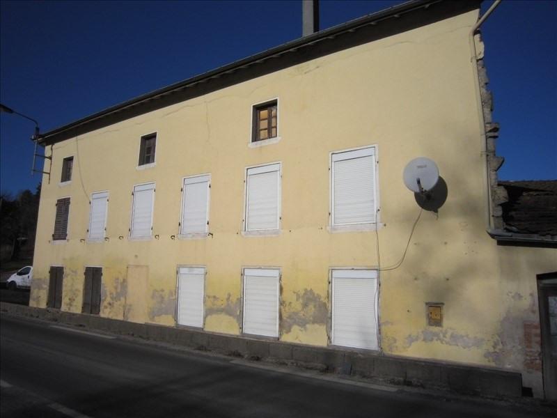 Vente maison / villa Celles sur durolle 28000€ - Photo 1