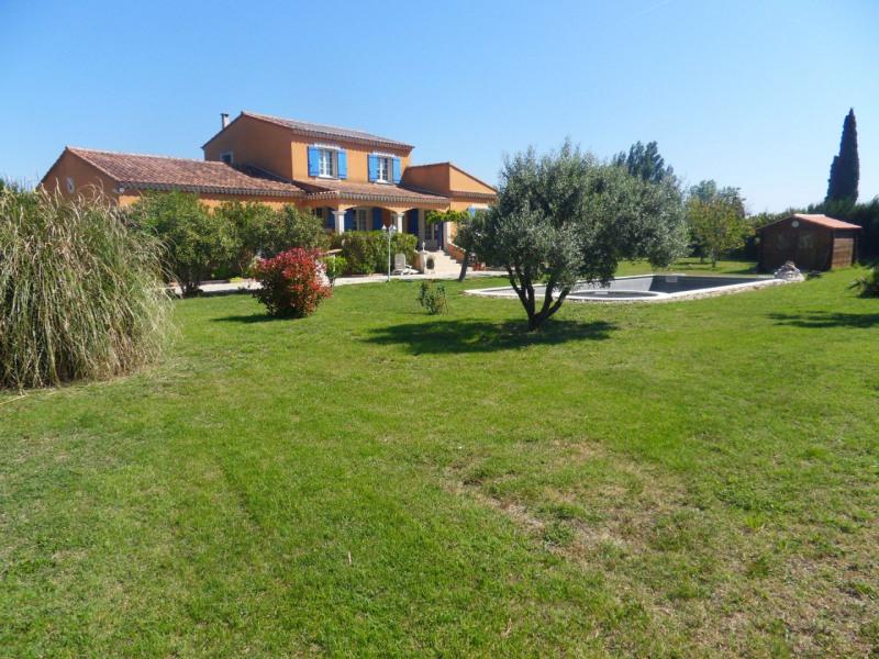 Vente maison / villa Entraigues sur la sorgue 420000€ - Photo 1