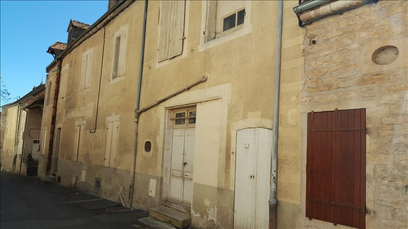 Sale building Cluny 64000€ - Picture 1