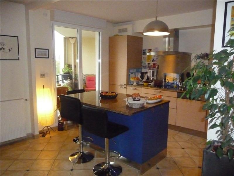 Venta  apartamento Charbonnieres les bains 445000€ - Fotografía 4