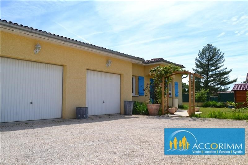 Vente maison / villa Toussieu 455 000€ - Photo 4