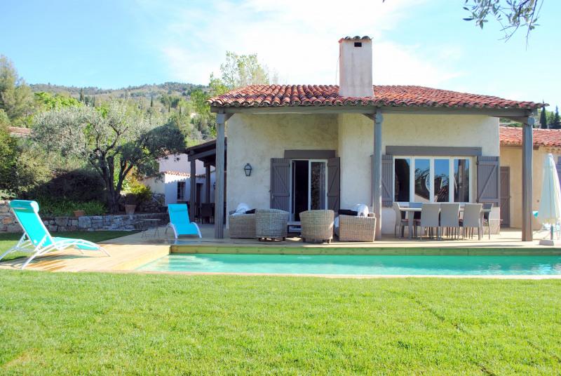 Престижная продажа дом Seillans 550000€ - Фото 4