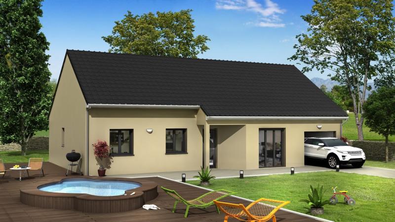 Maison  3 pièces + Terrain 593 m² Mont sous Vaudrey par villa club