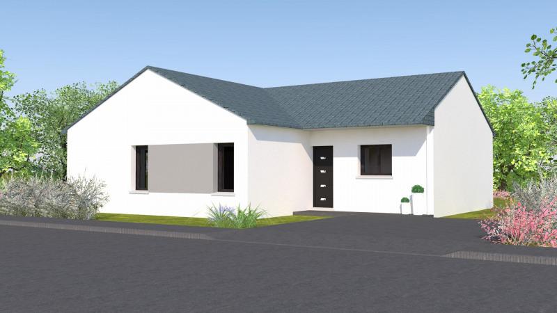 Maison  5 pièces + Terrain 269 m² Corps-Nuds par CONCEPT HABITAT 35