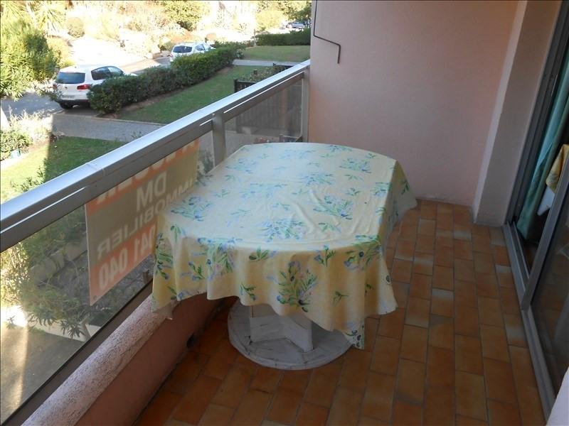 Affitto appartamento Le golfe juan 700€ CC - Fotografia 6
