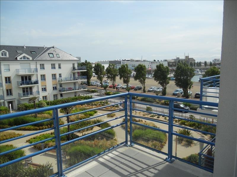 Vente appartement Les sables d olonne 327000€ - Photo 1