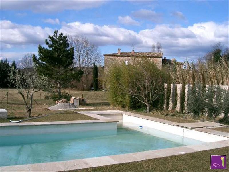 Vente de prestige maison / villa Uzes 799000€ - Photo 9