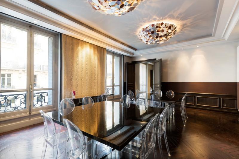 Revenda residencial de prestígio apartamento Paris 17ème 3570000€ - Fotografia 5