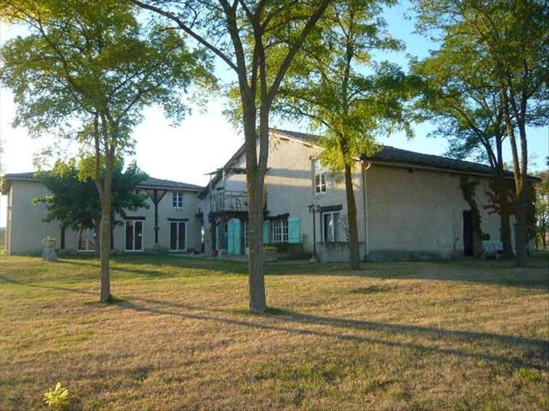 Sale house / villa Monfort 367500€ - Picture 1