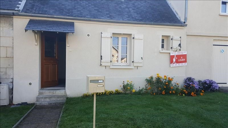Rental apartment Soissons 382€ +CH - Picture 1