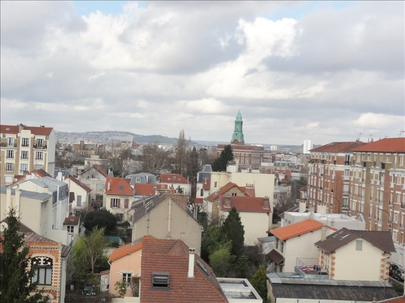 Rental apartment Asnieres sur seine 800€ CC - Picture 5