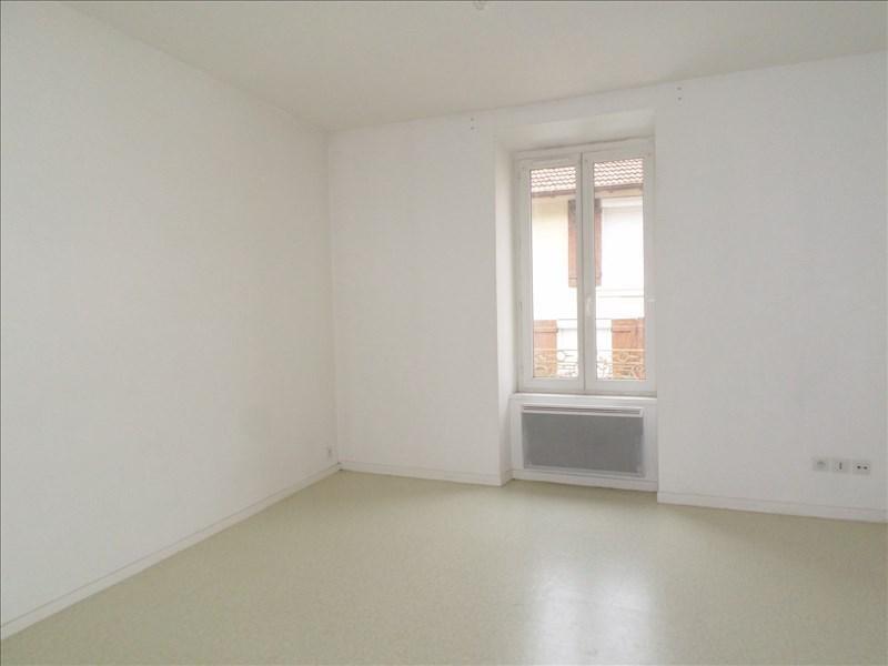 Sale apartment Bourg argental 60000€ - Picture 4