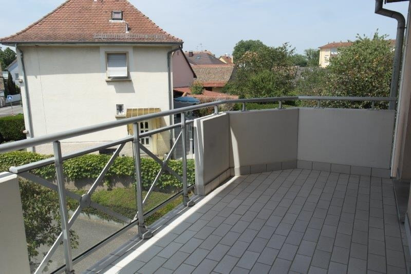 Rental apartment Strasbourg 836€ CC - Picture 13