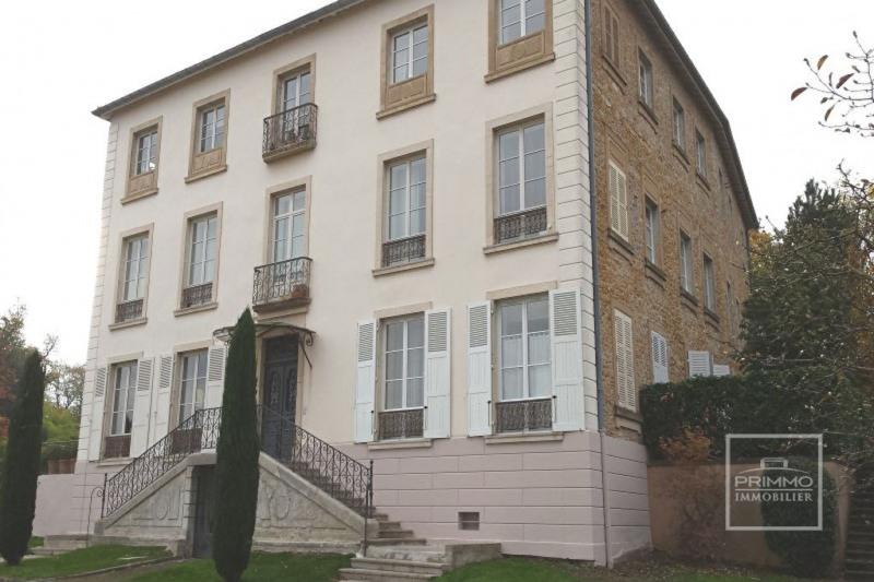 Sale apartment Saint germain au mont d'or 525000€ - Picture 1