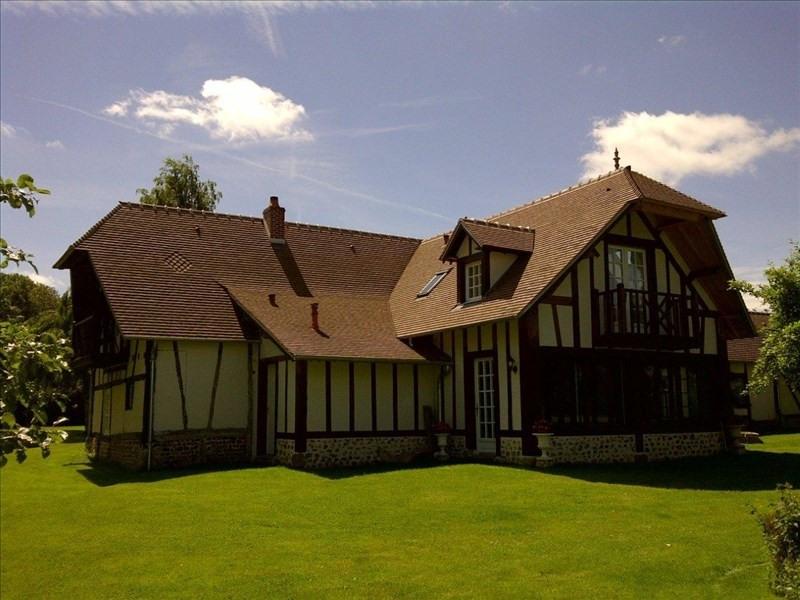 Deluxe sale house / villa Conches en ouche 420000€ - Picture 3