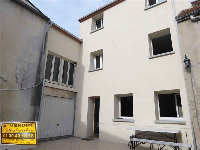 Vente maison / villa Le plessis bouchard 382000€ - Photo 1