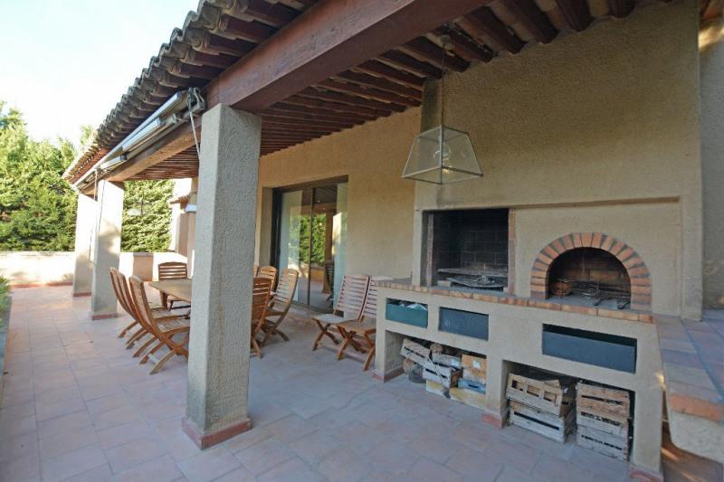 Revenda residencial de prestígio casa Morieres les avignon 655000€ - Fotografia 13