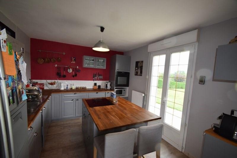 Vente maison / villa Conde sur vire 203500€ - Photo 3