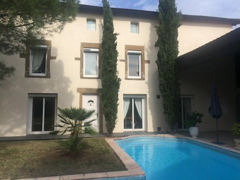 Sale house / villa Chanas 468000€ - Picture 12
