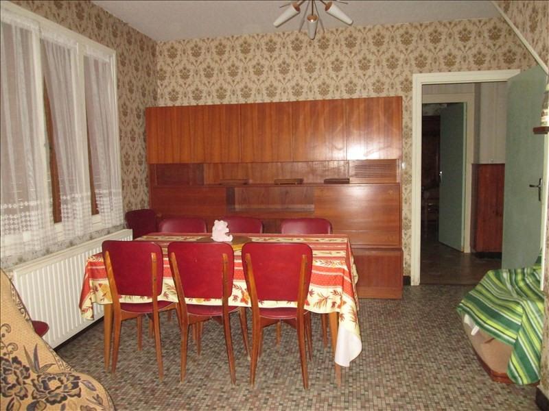 Vente maison / villa Tournus 106000€ - Photo 7