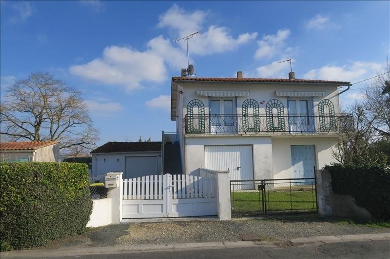 Produit d'investissement maison / villa Saint sulpice de royan 175250€ - Photo 1