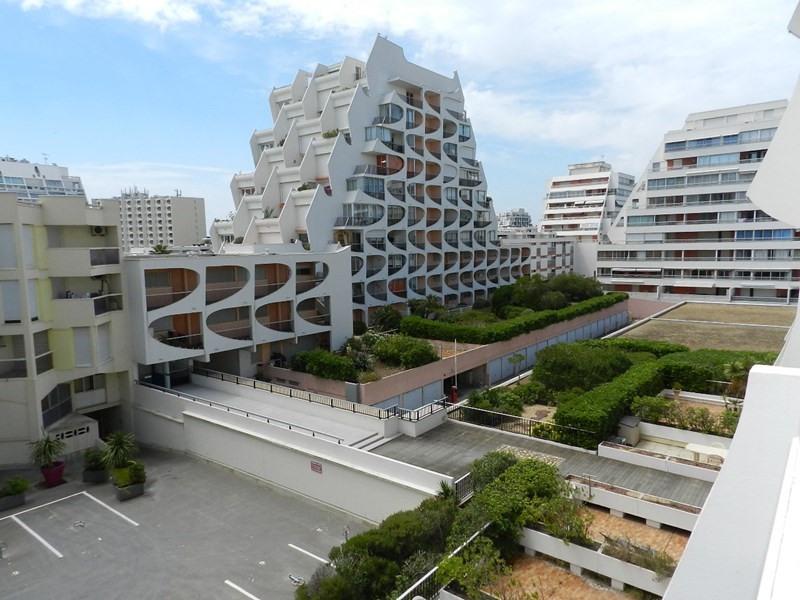 Location vacances appartement La grande motte 416€ - Photo 5