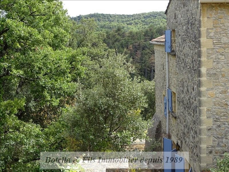 Immobile residenziali di prestigio casa Uzes 616000€ - Fotografia 17