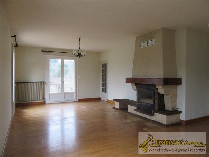 Sale house / villa Courpiere 149800€ - Picture 3