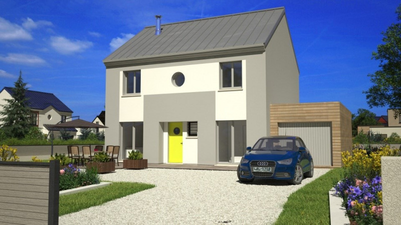 Maison  7 pièces + Terrain 770 m² Maurecourt par MAISONS EVOLUTION CONFLANS-SAINTE-HONORINE