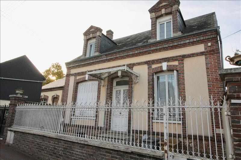 Vente maison / villa Conches en ouche 168 000€ - Photo 1
