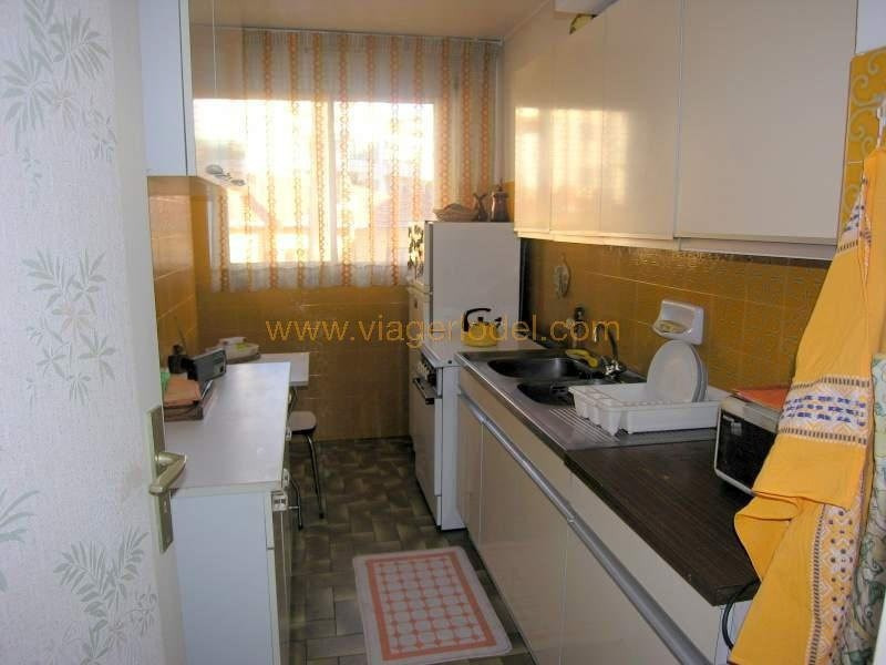 Viager appartement Nice 15000€ - Photo 5