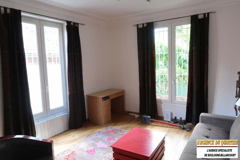 Vente appartement Boulogne billancourt 272 000€ - Photo 1