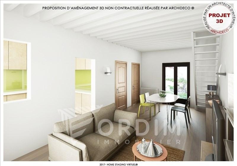 Vente maison / villa Appoigny 136000€ - Photo 3