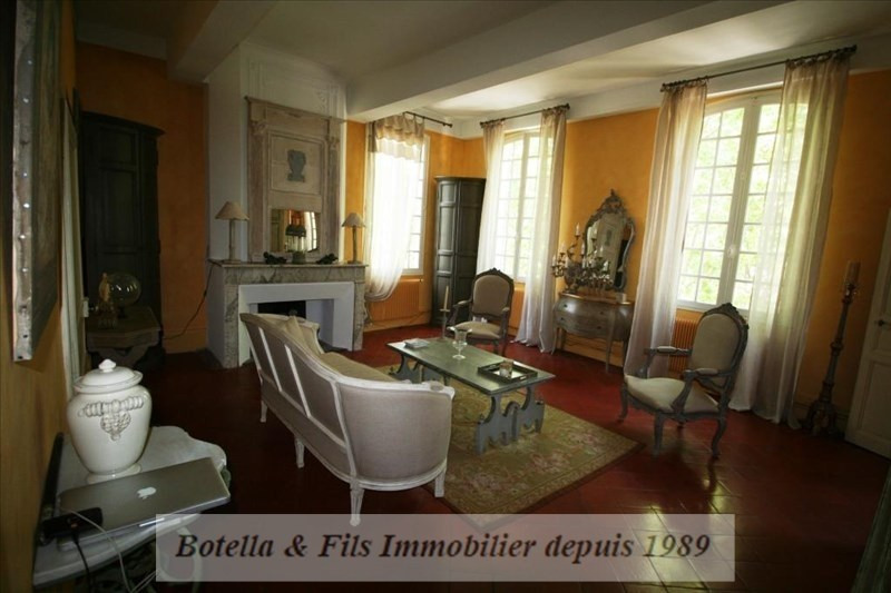Vente appartement Uzes 395 000€ - Photo 1
