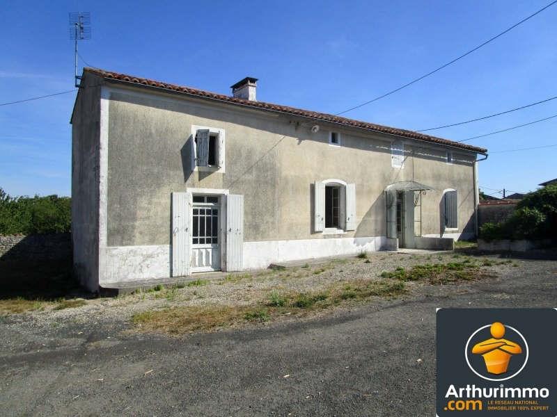Sale house / villa Les touches de perigny 75000€ - Picture 1