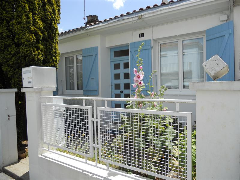 Vacation rental house / villa Royan 722€ - Picture 1