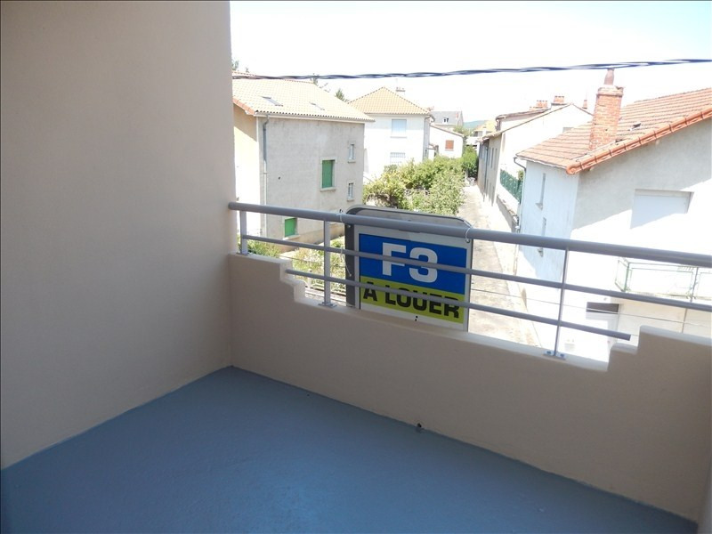 Rental apartment Langeac 468,79€ CC - Picture 10