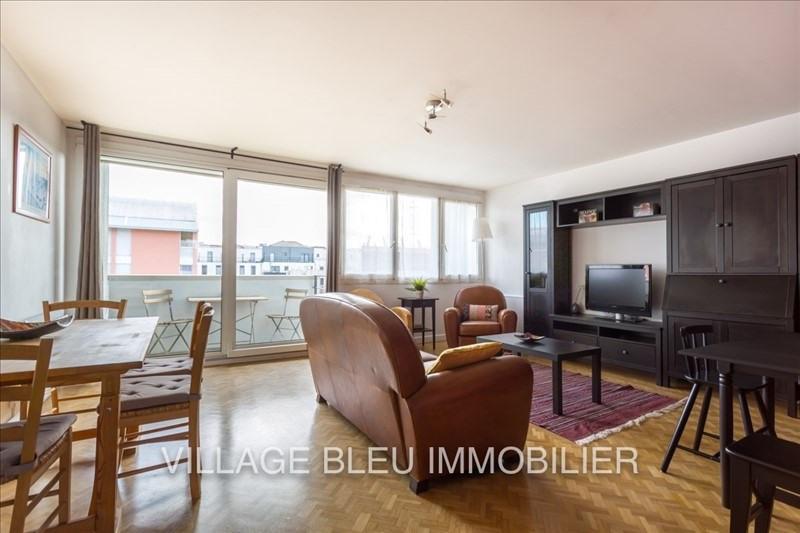 Sale apartment Asnieres sur seine 550000€ - Picture 1
