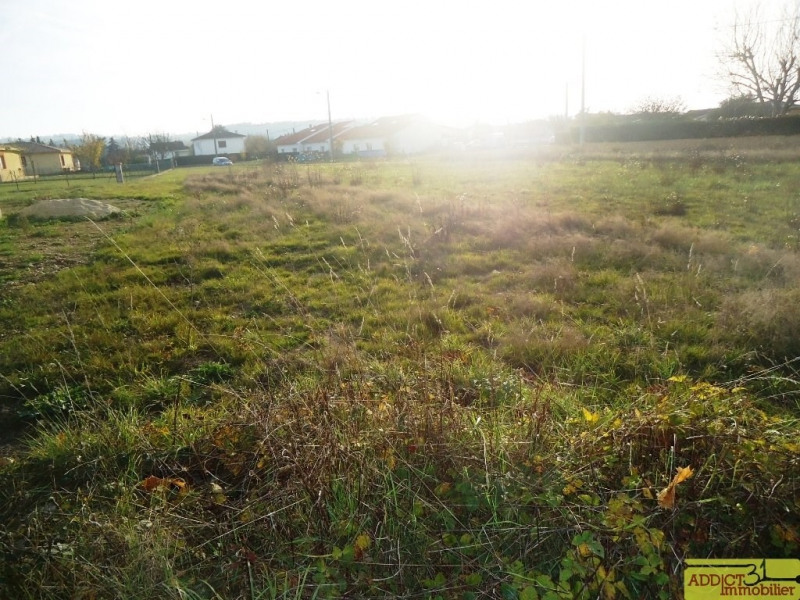 Vente terrain Secteur lavaur 47 000€ - Photo 1
