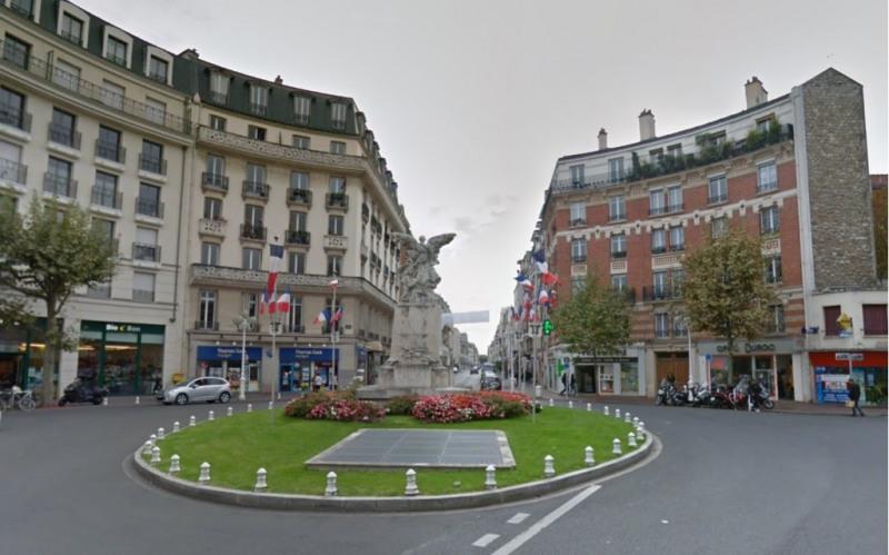 Montrouge centre