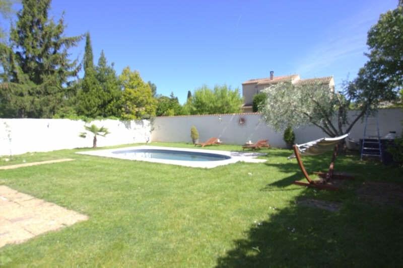 Vente maison / villa Noves 379000€ - Photo 2