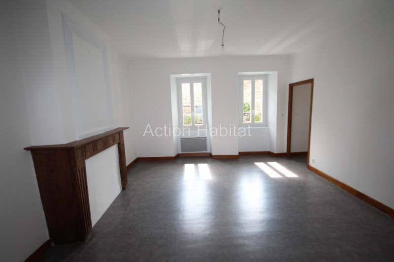 Vente maison / villa Lunac 99750€ - Photo 2