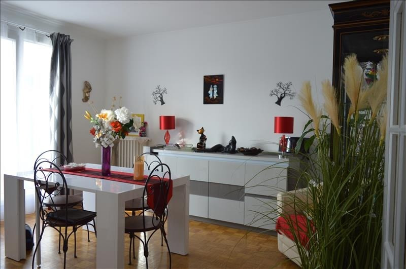 Sale apartment La varenne st hilaire 305 000€ - Picture 1