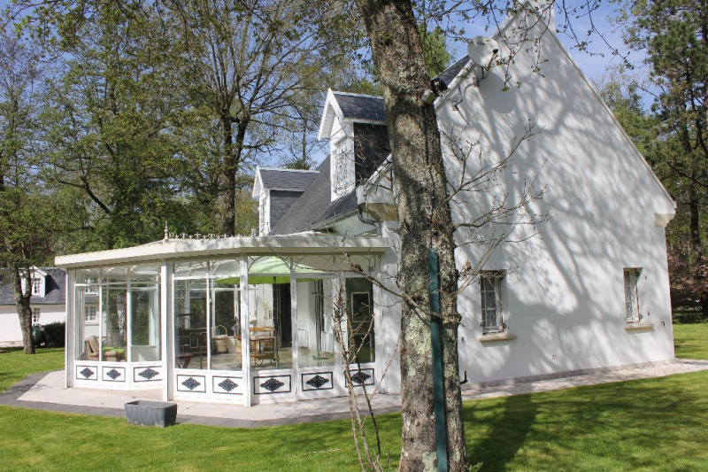 Revenda residencial de prestígio casa Le touquet paris plage 892500€ - Fotografia 2